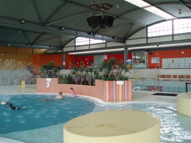 Aquatic centres for Stanhope swimming pool opening hours