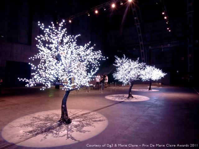 Led Light Trees