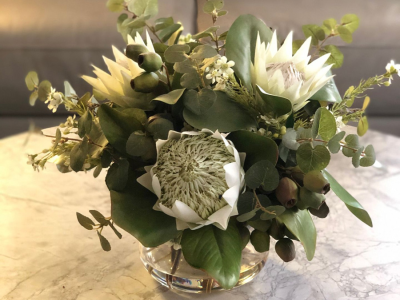 Floral Arrangements, Orchids and Wreaths